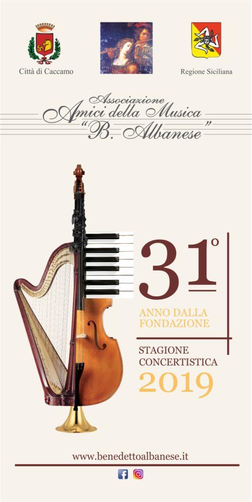 Stagione Concertistica 2019