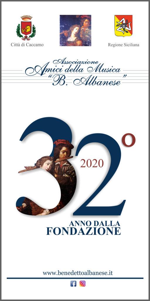 Stagione Concertistica 2020
